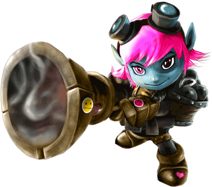 Patch   Tristana Build Guide