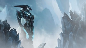 Lissandra Splash Art