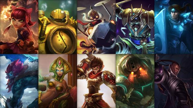 LoL Champion Rotation Season 4 Woche 6